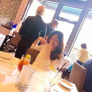 Lace white maxi dress
